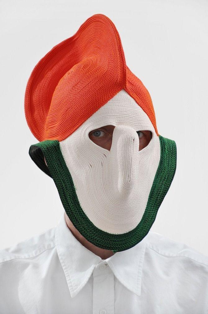 Bertjan Pot: Masks