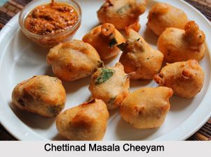 Masala Seeyam is a tasty Chettinad special dish which can be served as breakfast or snack. For the recipe visit the page. #recipes #food #vegetarian