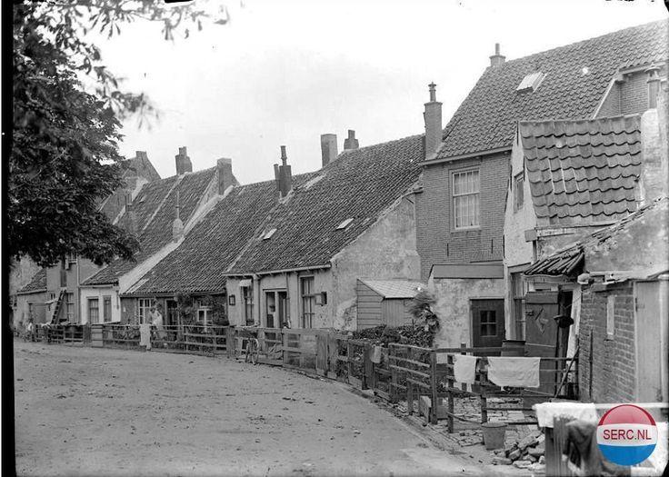 Catharijnehof Brielle (jaartal: 1950 tot 1960) - Foto's SERC