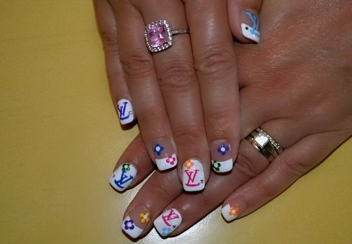 The 25 best nail images on Pinterest | Belle nails, Manicures and ...