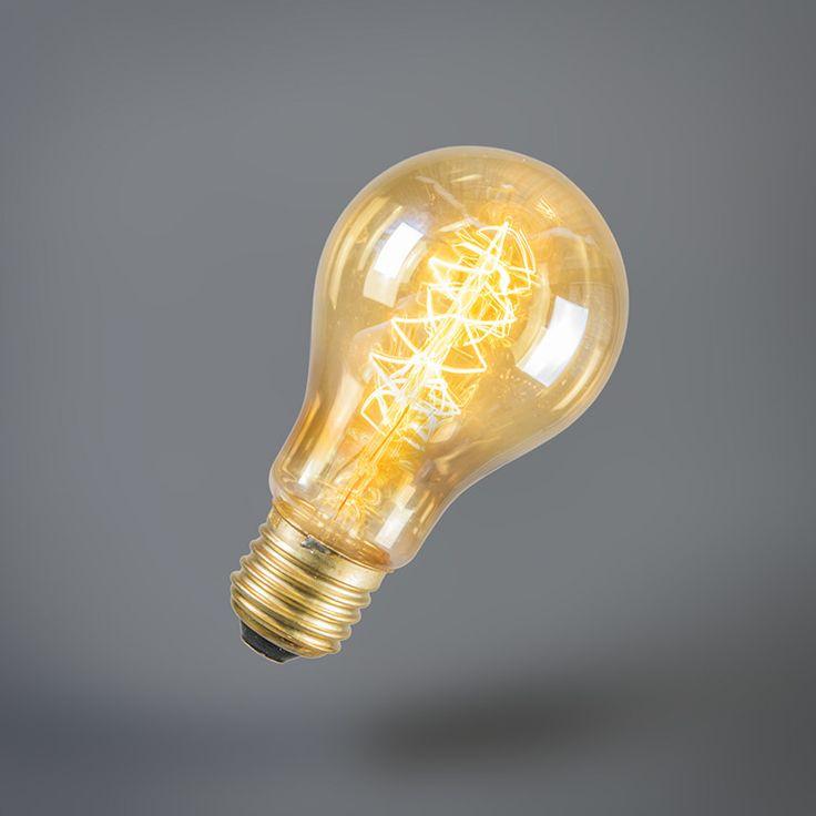 Awesome Gl hlampe Goldline A V W E gl hbirne lampen leuchten