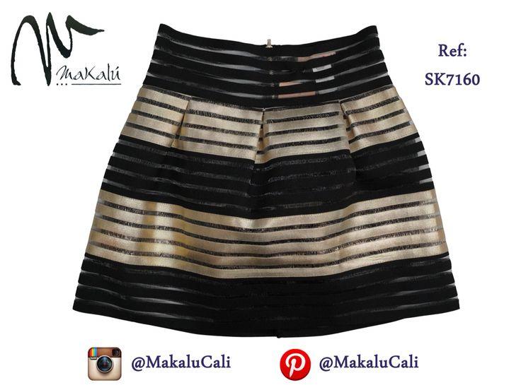 Faldas en estilos innovadores... Visita nuestras tiendas Makalu y descubre todas las opciones que podemos ofrecerte. En Cali: Centro comercial Bahía, Cra. 9 # 13A-54, local 4 Centro comercial el tesoro, Cra 7 #13-70 mezanine 104, Local 2. En Pereira: Cra 8va # 16-71 edificio San Gabriel, Ofi. 209. #makalutesoro #makaluBahia #tendencias #makalucali #makalupereira #makalu #modafemenina #fashion #instagramers #fashionLovers #colombia #cali