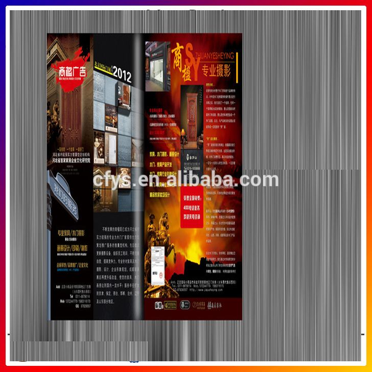 Cheap price high quality book/album/brochure/magazine/leaflet/flyer/poster printing factory