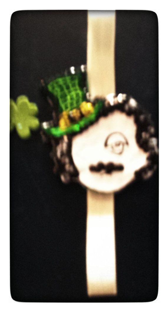 Sequin Edgar Allen Boh Baltimore headband with St. by HeadQuase, $15.00