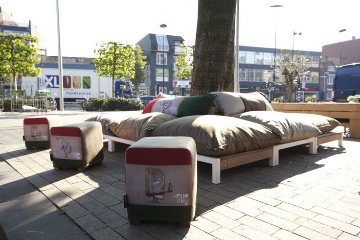 Hello Italy, Tilburg by Big Pillows III