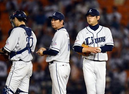 Hideaki Wakui (Saitama Seibu Lions)