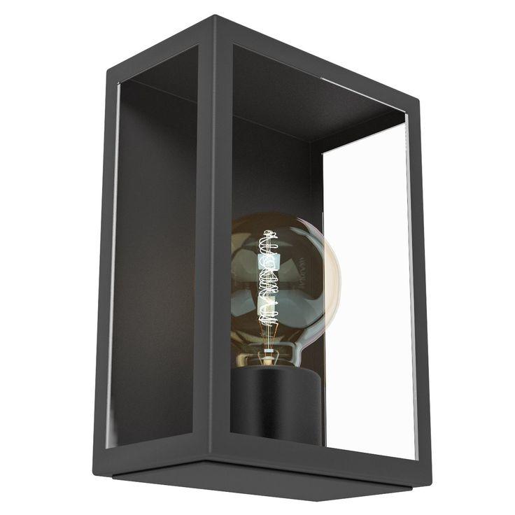 Eglo Outdoor Kinkiet Alamonte 1 94831 : Kinkiety zewnętrzne nowoczesne : Sklep internetowy Elektromag Lighting
