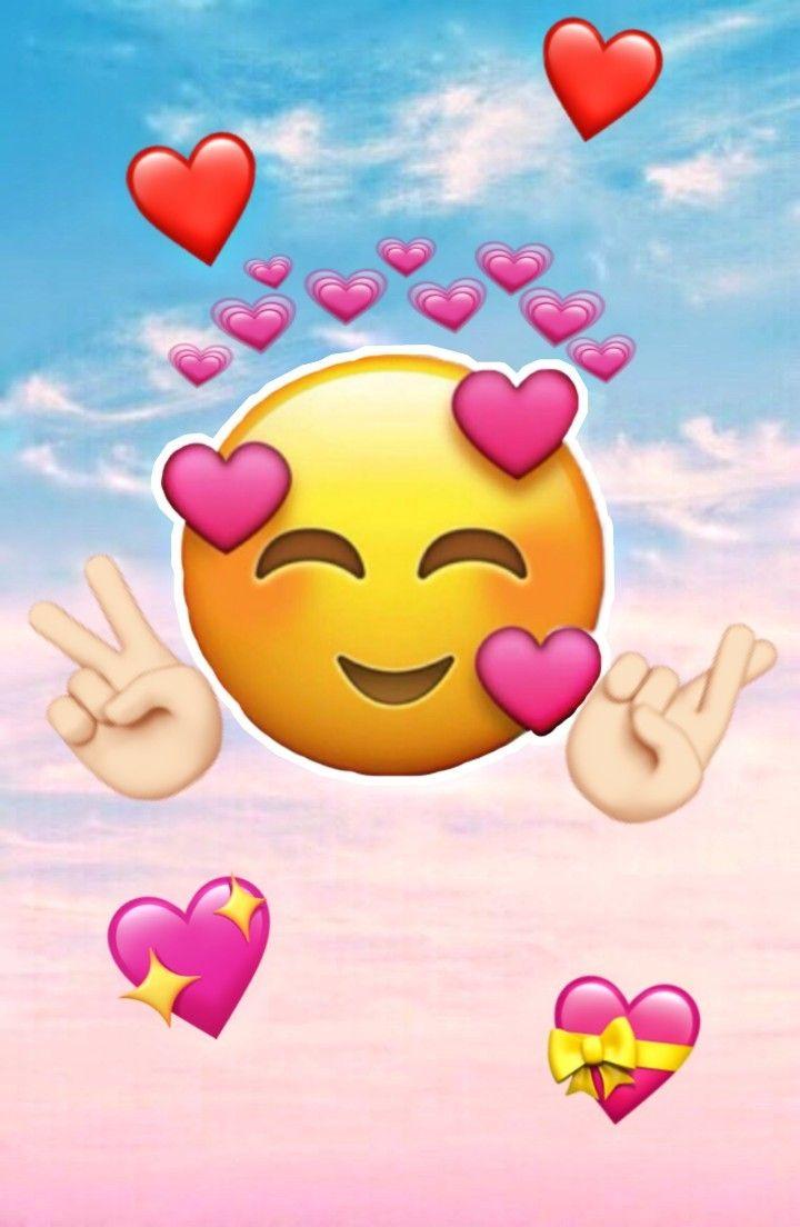 Wallpaper Emoji Tumbler Cute Emoji Wallpaper Emoji Wallpaper Iphone Iphone Lockscreen Wallpaper