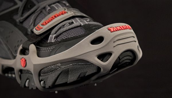 First product to provide winter traction for runners