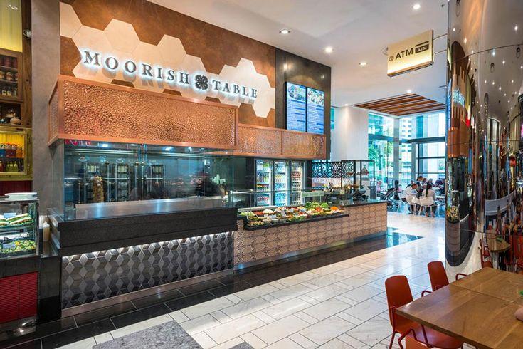 Moorish Table Crown Casino - Red Design Group
