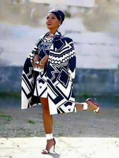 West African Prints in Fashion.(urban)