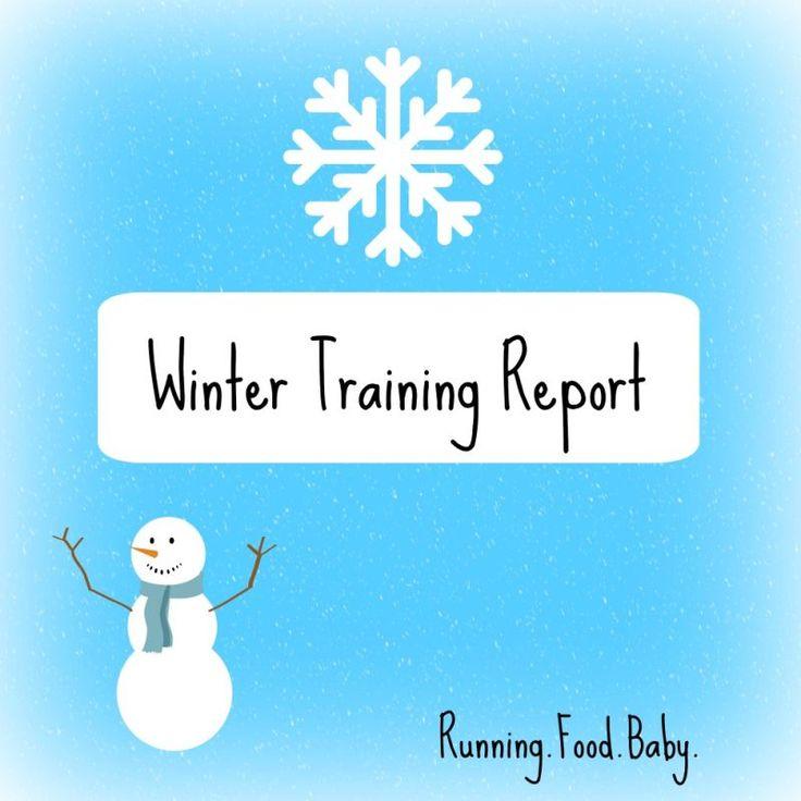 Winter Training Report #4  Slllloooww week!