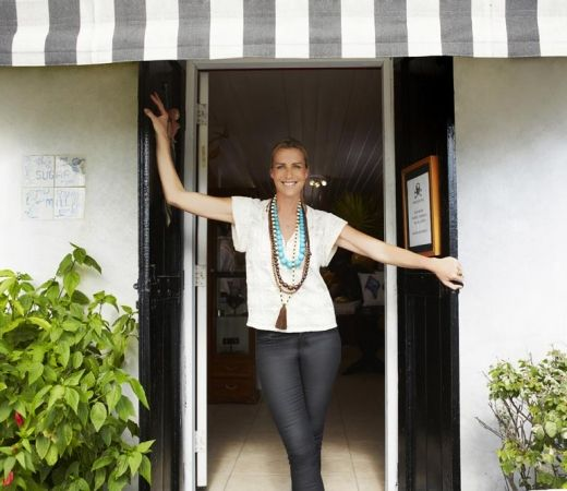 Meet the Fabulous India Hicks + A Giveaway! (Cultivate.com)