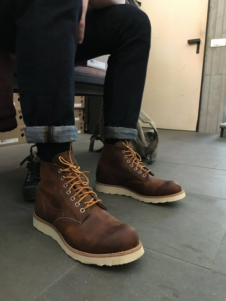 Red Wing shoes 9111