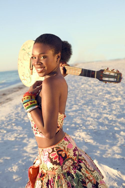 born as India Arie Simpson in Denver, is a singer, multi-instrumentalist, songwriter, and producer.