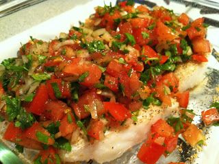 Found this haddock recipe and made it last night. Too good not to share!