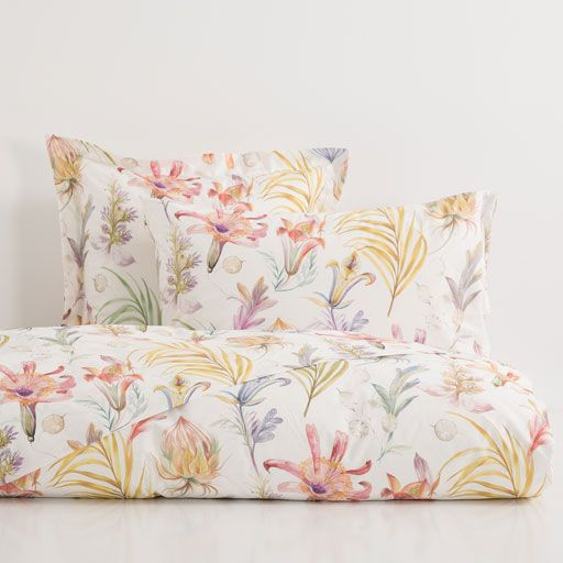 Botanical Print Bedding