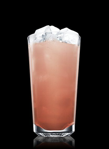 Absolut Raspberry Collins - Muddle raspberries and simple syrup in a shaker. Add lemon juice and Absolut Vodka. Shake and strain into a highball glass filled with ice cubes. Top up with soda water. 2 Parts Absolut Vodka, 1 Part Simple Syrup, 1 Part Lemon Juice, 5 Whole Raspberries, Soda Water