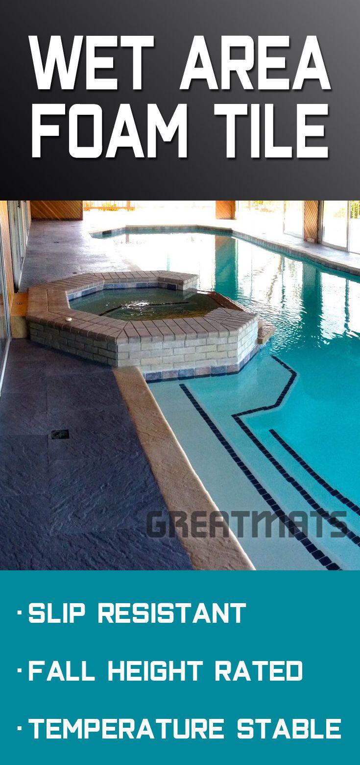 Life Floor Slate Tiles 3 8 Inch Pool