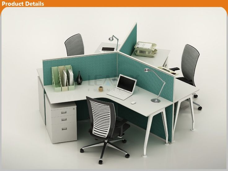 Office Furniture Desks 120 Degrees Modular Workstations View LEADEX Product