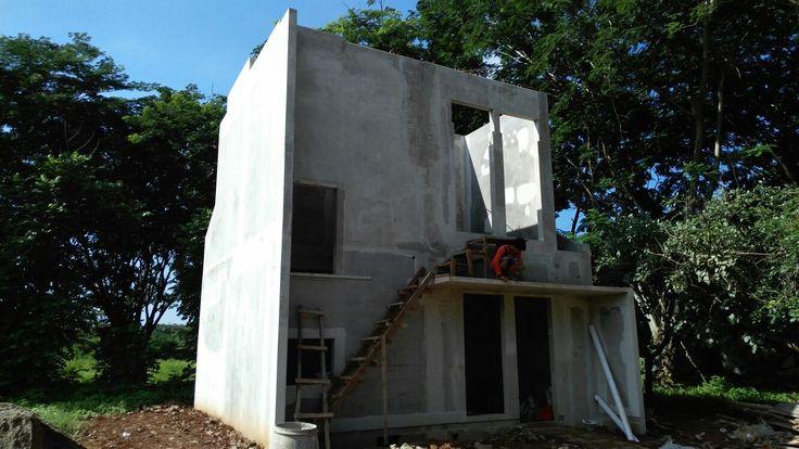 Rumah Precast - HCS - Jakarta