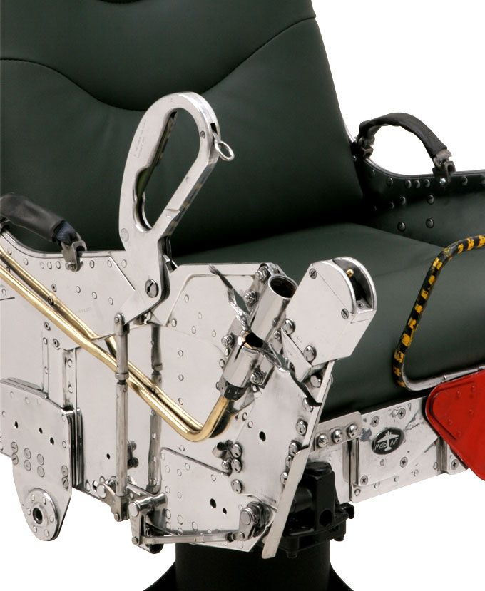 ejection seat chair