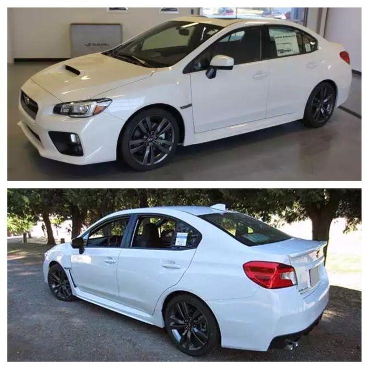 2016 Subaru WRX Limited www.subaruelcajon.com