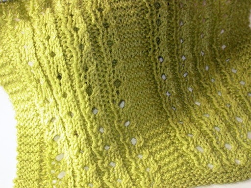Eyelet Heart Knitting Pattern : eyelet pattern Knitting Eyelet Lace Stitch Patterns ...