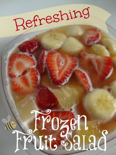 are frozen fruits healthy fruit salad yummy yummy