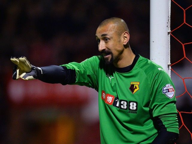 Watford goalkeeper Heurelho Gomes agrees improved contract