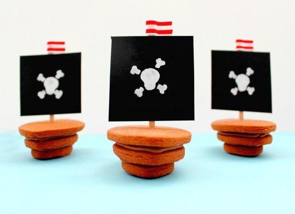 GUIDE: 3-D PIRATE SHIP COOKIECookies Ideas, Pirates Ships, Pirates Cookies, Pirate Ships, Ships Cookies, Sailing Ships, Pirates Parties, Parties Ideas, Birthday Cake