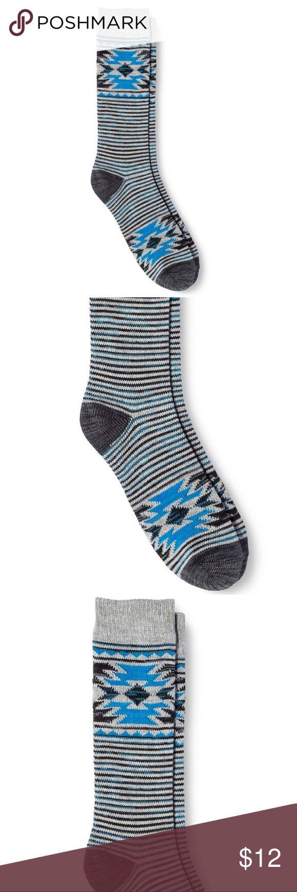 Mens Hiking Socks 6 12 Mossimo Geo Stripes Mens Hiking Socks 6 12 Mossimo Blue Gray Grey Geo Stripes  Mossimo  Hiking Socks   Fits shoe size  6-12   This item is new! Mossimo Supply Co. Underwear & Socks Athletic Socks #hikingsupplies
