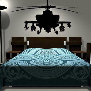 military kids bedroom decor | eBay