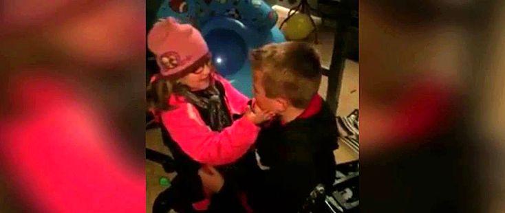 Zusje geeft haar oudere broer een hamster, wat dan volgt is hartverwarmend!