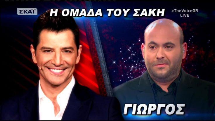 The Voice of Greece 3 | Τελικος - Γιωργος Καρελης...2/3/2017