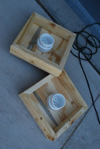 homemade washer boards and washers