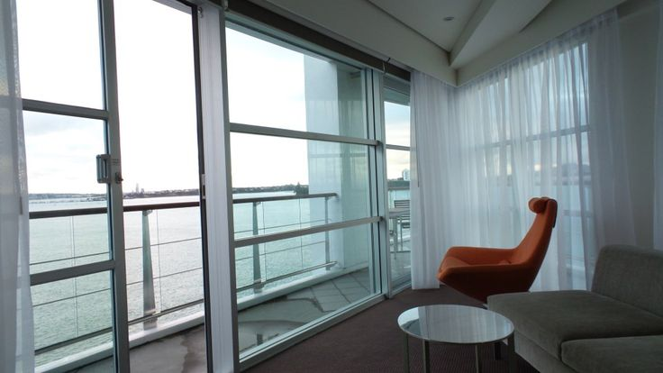 Bow Suite at the Hilton Auckland Hotel, Auckland