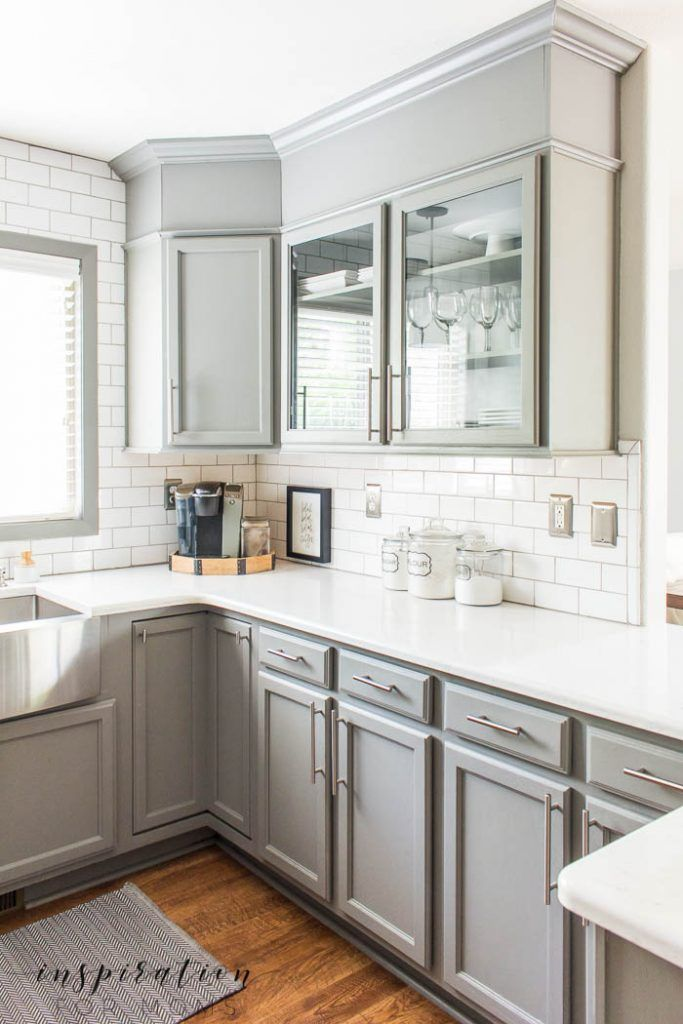 Updating Kitchen Cabinet Doors Update Kitchen Cabinets Kitchen