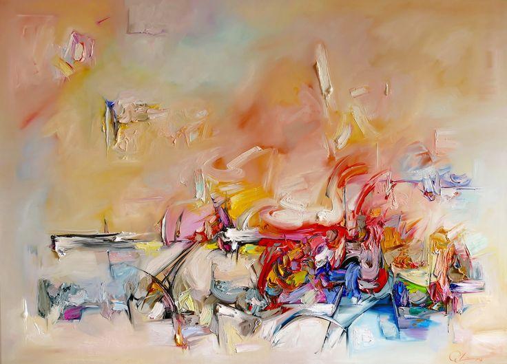 obrazy współczesne abstrakcja - Ręcznie Malowane Obrazy Olejne Obrazy Nowoczesne i
