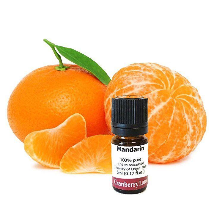 Mandarin 100% Pure Essential Oil 5ml
