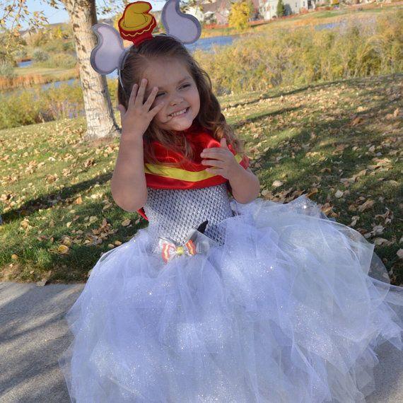 Custom made Dumbo costume