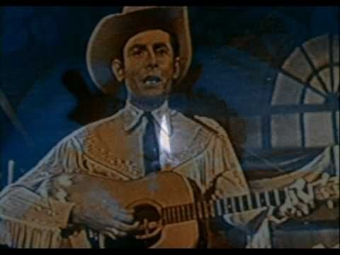 Music video by Hank Williams performing Cold Cold Heart. (C) 1998 Mercury Records