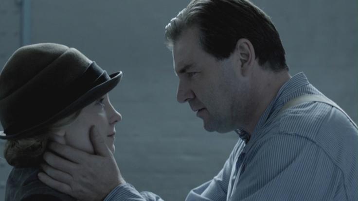 Anna and Mr. Bates *sigh* *sob*