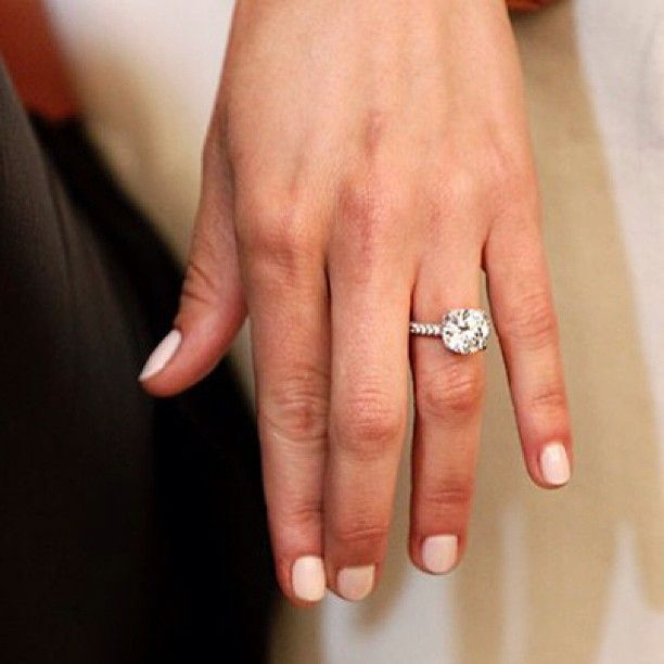 Marquise Cut Diamond Size Comparison on Hand Finger ...