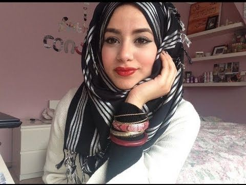 Quick & Simple Hijab Tutorial!