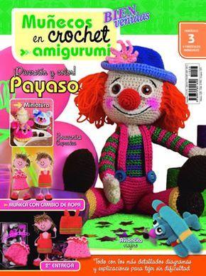 Crochet Amigurumi  & Dolls Magazines - This is a paid service
