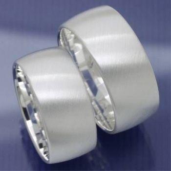 10 mm breite Silber Eheringe Trauringe Freundschaftsringe P1110959