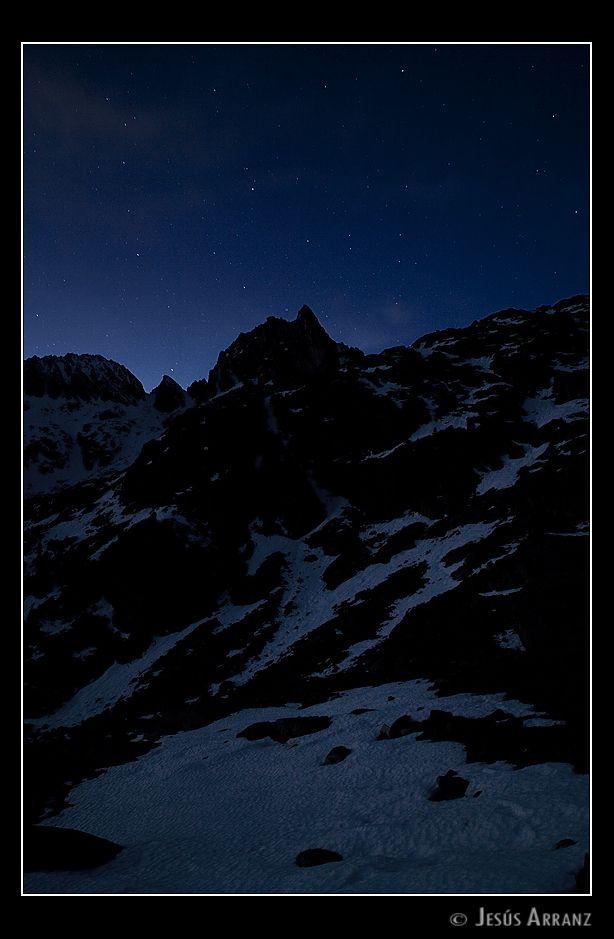 Nocturna Valle de Tena