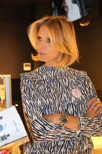 La directrice du comité Miss France, Sylvie Tellier