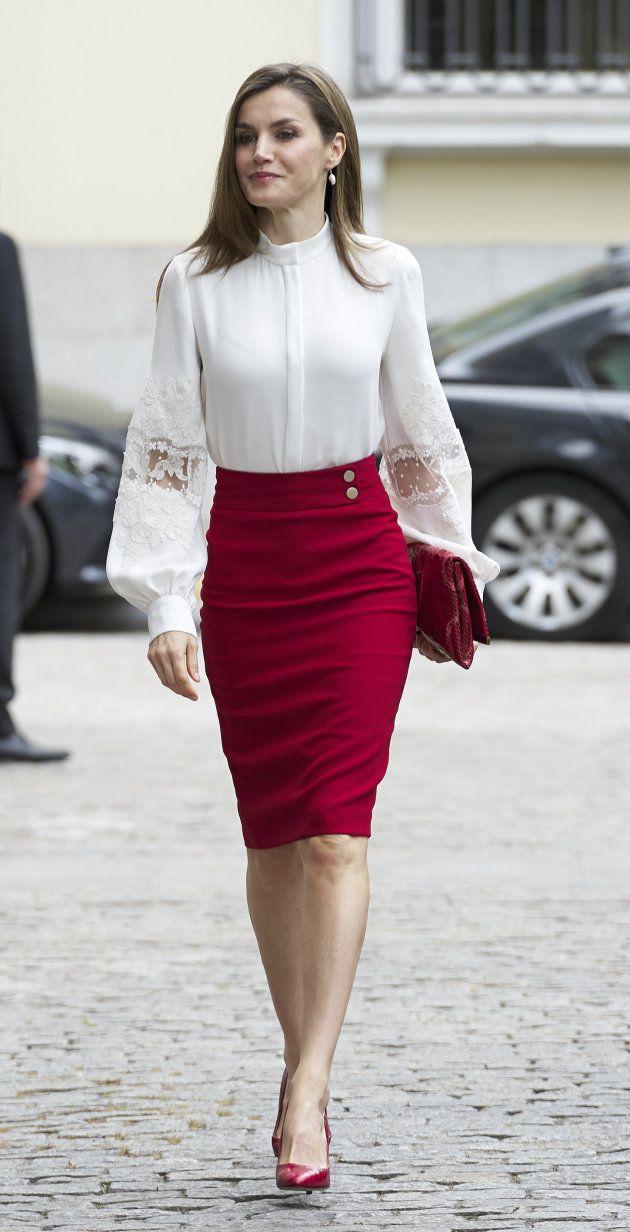 La reina Letizia, icono de estilo para la edición estadounidense de 'Vogue'